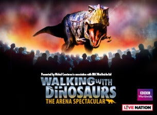 Walking With Dinosaurs Gift Cards