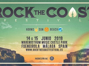 Rock The Coast 2019