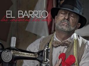 """El Barrio """"Las Costuras del Alma"""""""