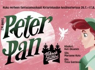 Vihreä Teatteri: PETER PAN