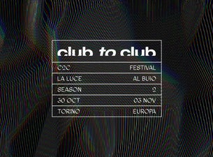 Club To Club Festival