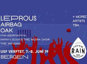 Close to the Rain - Bergen Prog Festival