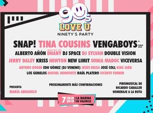 90's Love U - Ninety's Party