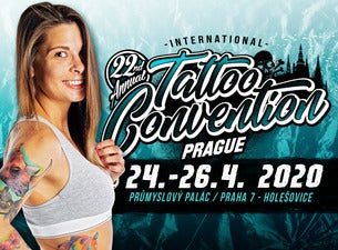 International Tattoo Convention Prague