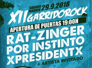 XII Garrido Rock