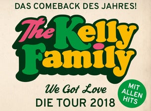 The Kelly Family Tickets & Tour 2018-19 | Konzert Informationen