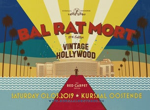 Bal Rat Mort 2019 - Vintage Hollywood