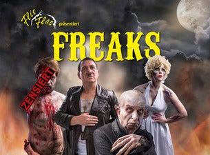 Flic Flac präsentiert: Freaks