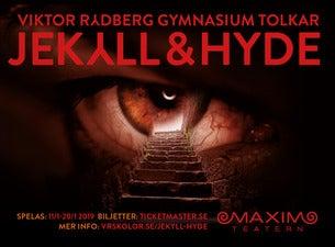 VRG tolkar Jekyll & Hyde