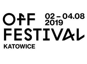 OFF Festival Katowice (Piątek, jednodniowy)