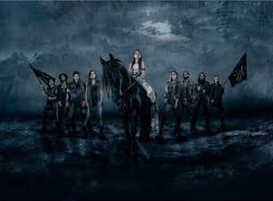 ELUVEITIE, Special guest LACUNA COIL + support INFECTED RAIN