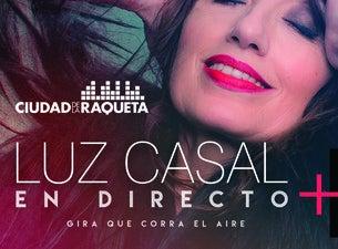 Luz Casal + Billete de Ida