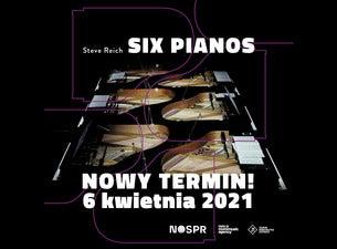 Six Pianos
