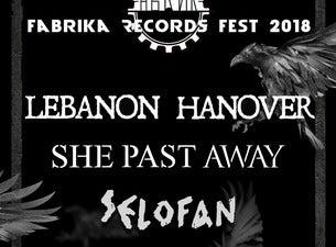 Fabrika Records Festival