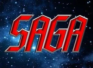 SAGA - Out Of The Shadows Tour - VENTELISTE