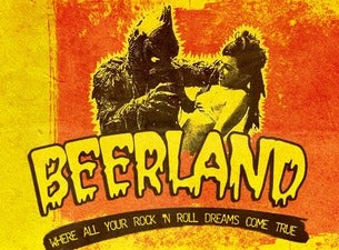 BEERLAND met o.a. Claw Boys Claw