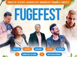 FUGEFEST 2019: VIP FUGEFEST PERJANTAI