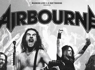 Airbourne + Supersuckes