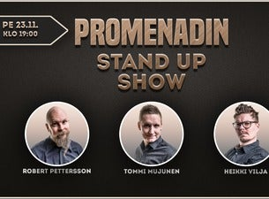 Promenadin Stand Up Show
