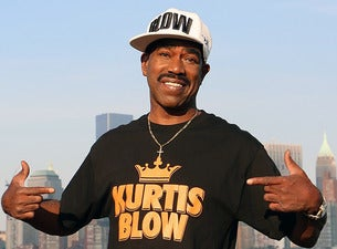 Kurtis Blows «Hip Hops 45th Anniversary» Tour