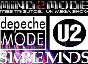 Mind2Mode - Tres Tributos. Un Mega Show!