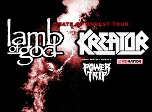 LAMB OF GOD & KREATOR