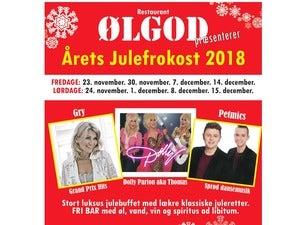 Julefrokost på Ølgod