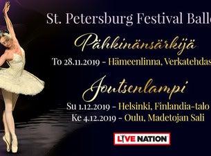 St Petersburg Festival Ballet