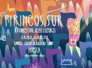 Festival Pirineos Sur 2019 - Valle del Tena
