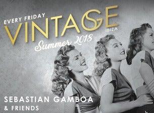 Vintage by Sebastian Gamboa
