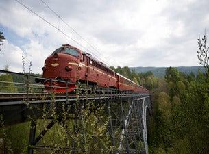 Jernbanemuseets stålvogntog