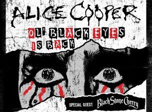 Alice Cooper VIP