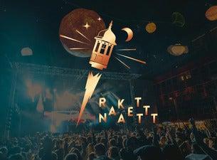 RakettNatt Festivalpass 23. - 24. august 2019