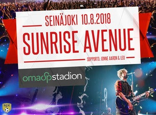 Sunrise Avenue + supports Jonne Aaron & Leo
