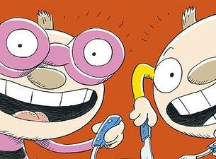 Joensuun kaupunginteatteri esittää: Tatu ja Patu, syömään!
