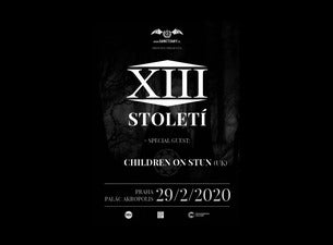 XIII. STOLETÍ, Children on stun