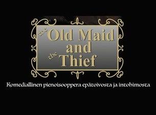 Suomalainen musiikkikampus The Old Maid and the Thief