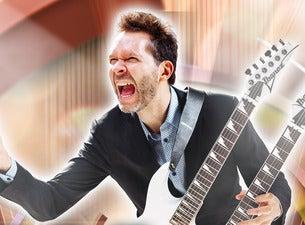 """Paul Gilbert """"Behold Electric Guitar Tour"""""""