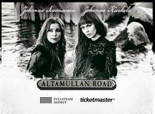 Johanna Iivanaisen & Johanna Kurkelan Altamullan Road-kiertue