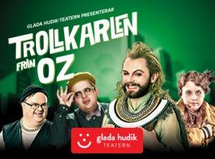 Trollkarlen från Oz - Glada Hudikteatern