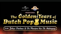 The Golden Years Of Dutch Pop Music Live