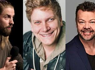 Anders Nielsen, Heino Hansen og Carsten Bang