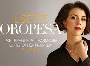 Lisette Oropesa