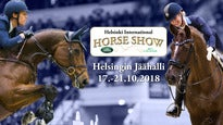 Horse Show 2018: Finland Finals & International Welcome