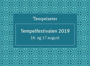 TEMPELFESTIVALEN 2019