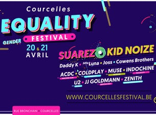 Courcelles Equality Festival