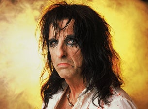 Alice Cooper - Concert VIP Package