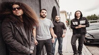 More Info AboutCoheed and Cambria with special guest Glassjaw