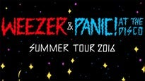 Weezer And Panic! At The Disco - Summer Tour 2016