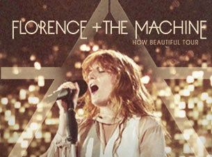 florence and the machine concert tickets